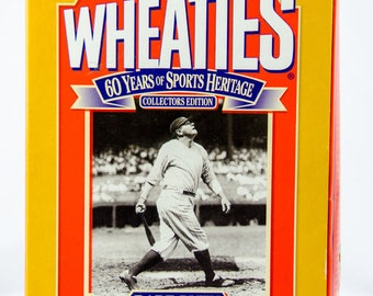 Starting Lineup Wheaties Babe Ruth 60 Years of Sports Heritage Action Figure