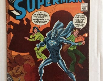 Superman Comic Book #339