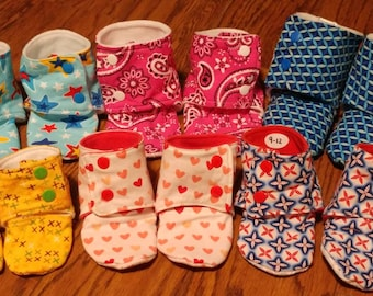 Pantoufles pour bébé