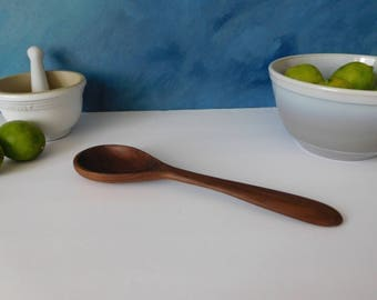 Handmade Wooden Spoon (Walnut)
