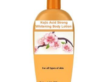 Original Kojic Acid & Glutathione Body Lightening Lotion - 250g