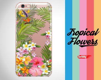 tropical iphone 7 case