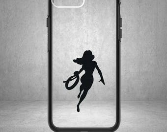 Wonder Woman Vinyl Decal, Wonder Woman Sticker, Wonder Woman Decal, Justice League Decal Sticker, Justice League, Phone Case, Wonder Woman