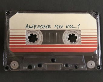 Awesome Mix Vol. 1 & 2