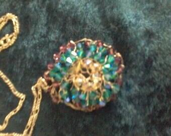 Blue mandela