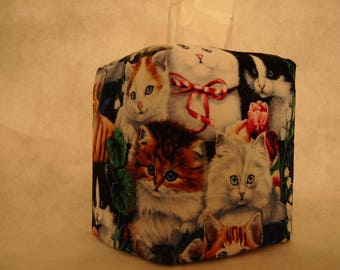 Tissue box covers - Cats