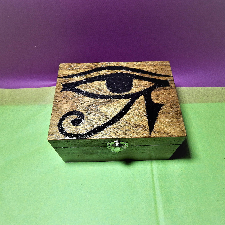 Eye of horus boxhorus symbolsymbols boxegyptian symbol box biocorpaavc Images
