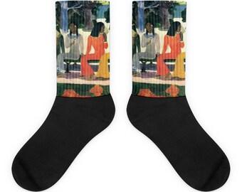 Paul Gauguin, The Market - Socks
