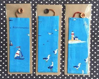 Sherpapaw Bookmark Mediterranean Sea