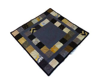 West Point Cadet Uniform  Square Table Quilt