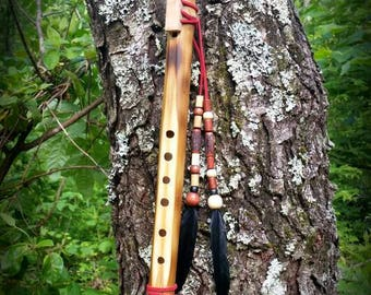 Native American Style Bamboo flute