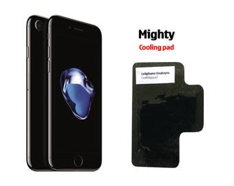 Mighty Cooling Pad For Mobile Phone, Graphene, Thermal Tape, Nickel and Sheet For Cell Phone -Free Shipping