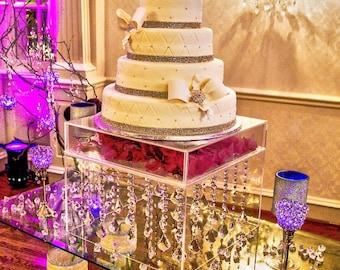 Acrylic Modular Cake Stand
