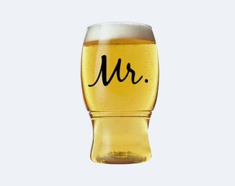 Personalized Mr Beer Stein - Mr Beer - Gift for Him - Gift for Dad - Beer Gift - Personalized Beer Mug - Beer Glass - Beer Lover - TGFS016