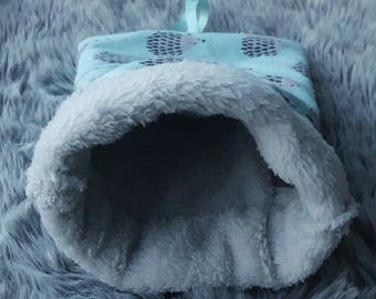 Hedgehog snuggle sack