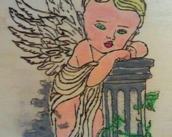 Childlike Angel