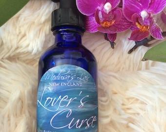 Medusa's Lair Hidden Taboo Scents Nourishing Hair Oil, Hair Replenishing Oil, Organic Hair Oil, Vegan Hair Oil, Extension Hair Oil