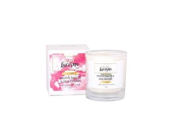 Frothy Nights & Java Dreams Soy Candle