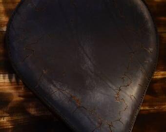 Handmade Bobber Seat Drop Vintage Black Electro
