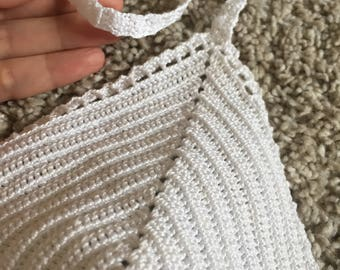 Amazing hand made crochet summer dress