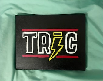 One Tree Hill TRIC canvas painting