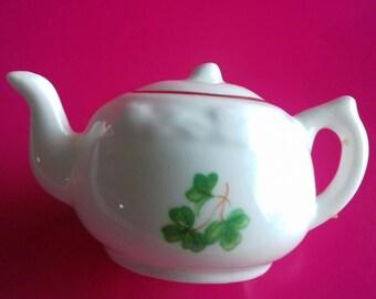 Carrigaline Erin miniature China teapot