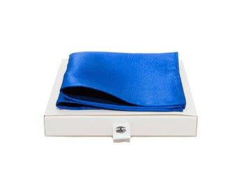 de MORÉ - Blue Classic handkerchief