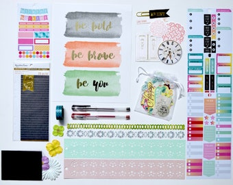 The Academic Mini Planner Accessories Kit