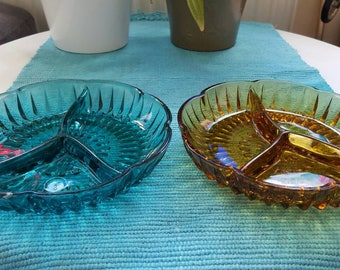 Vintage Glass Murano Serving Dishes Pin Dishes Vintage Home Decor