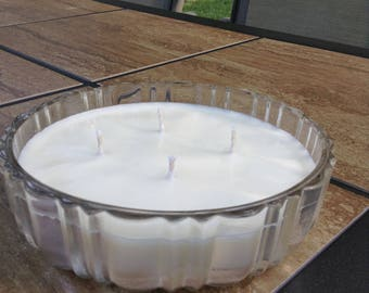 Large High-end Crystal Soy Candle
