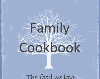 I make custom cookbooks for families, businesses, fundraisers, or cookbook authors looking for help creating their unique cookbook.
