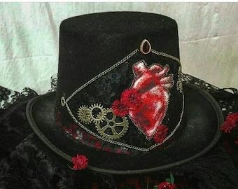 Magical Heart Hat