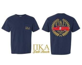 PIKE Fall Rush Pocket Tee *Sale ENDS Sept 10th*