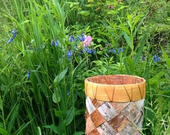 Ready To Ship: Handmade Plaited Basket