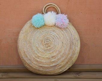 Round basket