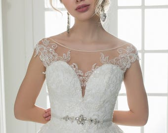 Wedding dress wedding dress bridal gown ALLISON