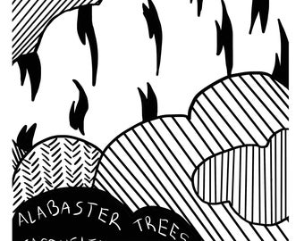 Alabaster Trees