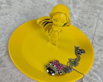 Free Spirit Princess Jewellery Tray Yellow