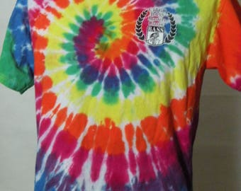 Citgo Bass Masters Classic fishing tournament tye-dyed tee