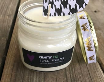 Sweet Psalms Soy Candle