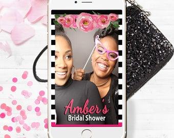 Bridal Shower Snapchat GeoFilter