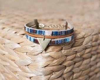 Bracelet style Bohemian MULTISTRAND