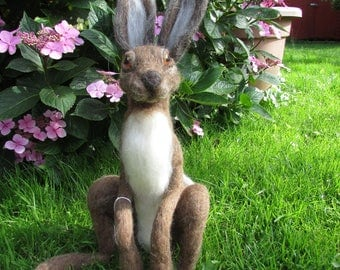 Hartley hare OOAK