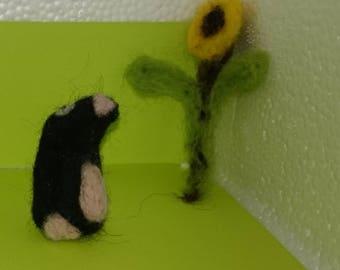 felted Mole
