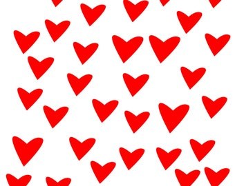 Pattern love pattern digital love valentine day texture