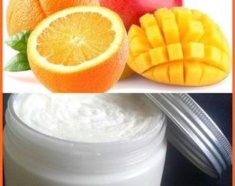 Orange & Mango Body Butter - 120ml