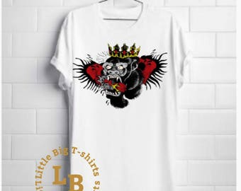 Sport tattoo etsy for Mcgregor tattoo shirt