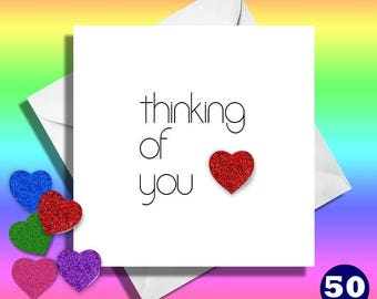 Thinking of you.Condolences card,friend,mate,wife,husband,greetings card,brother,sister,great,funeral card,sorry for your loss card