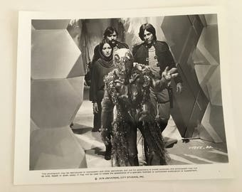 Vintage 1978 Buck Rogers TV Show Photo Press Release 8x10inches
