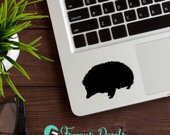 Hedgehog Decal, Cute Hedgehog Sticker, Tumbler Decals, Laptop Decals, Laptop Stickers, Cute Decals, Yeti Cup Decals, Hedgehog Stickers